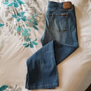 Levi's Stretch Extensible Low Rise Bootcut